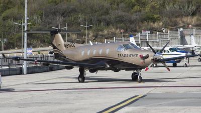 N515CC - Pilatus PC-12/45 - Tradewind Aviation