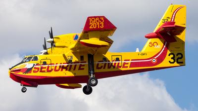 F-ZBFS - Canadair CL-415 - France - Sécurité Civile