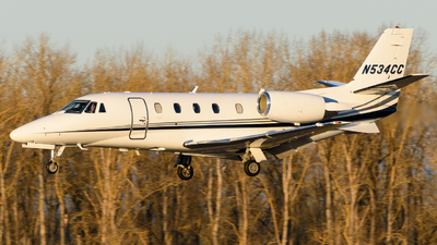 N534CC - Cessna 560XL Citation XLS Plus - Private
