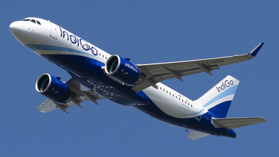 F-WWIY - Airbus A320-271N - IndiGo Airlines