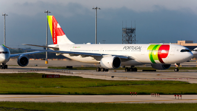 CS-TUF - Airbus A330-941 - TAP Air Portugal