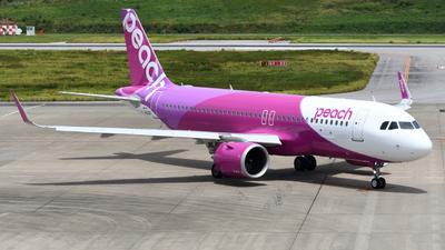 JA202P - Airbus A320-251N - Peach Aviation