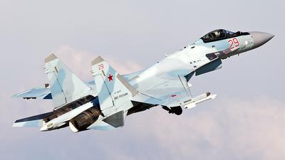 RF-95475 - Sukhoi Su-35S - Russia - Air Force