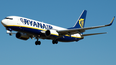 A picture of EIDWA - Boeing 7378AS - Ryanair - © a.m.