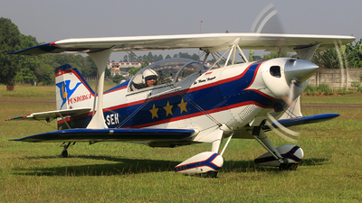 PK-SEH - Aviat S-2C Pitts Special - Private