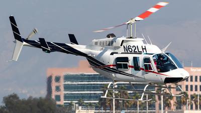 N62LH - Bell 206L-1 LongRanger II - Private