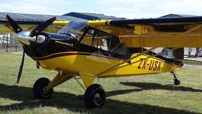 ZK-USK - Aviat A-1C Husky - Kapiti Districts Aero Club