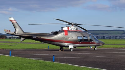 G-SCAP - Agusta-Westland AW-109SP - Private