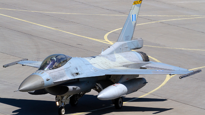 007 - Lockheed Martin F-16CJ Fighting Falcon - Greece - Air Force