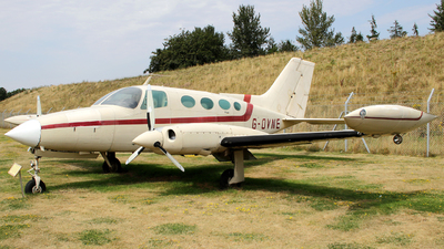 G-OVNE - Cessna 401A - Private