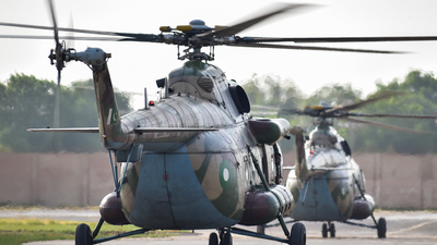 58643 - Mil Mi-17 Hip - Pakistan - Army Aviation