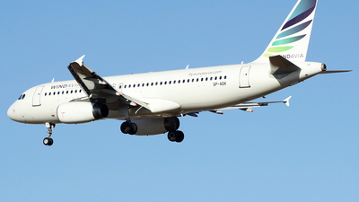 SP-ADK - Airbus A320-232 - Windavia