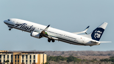 N491AS - Boeing 737-990ER - Alaska Airlines