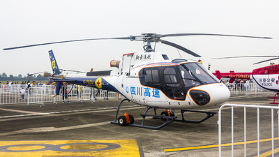 B-70ZU - Eurocopter AS 350B3 Ecureuil - Sichuan Xiangyun General Aviation