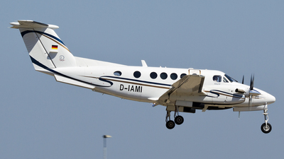 D-IAMI - Beechcraft 200 Super King Air - Private