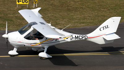 D-MCPD - Flight Design CTLS - Private