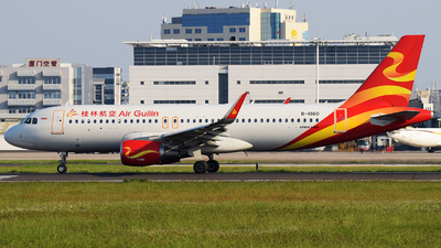 B-1060 - Airbus A320-214 - Air Guilin