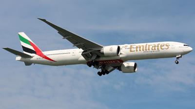 A6-EBQ - Boeing 777-36NER - Emirates
