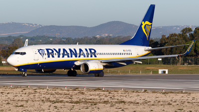 A picture of EIEFD - Boeing 7378AS - Ryanair - © Matteo Lamberts