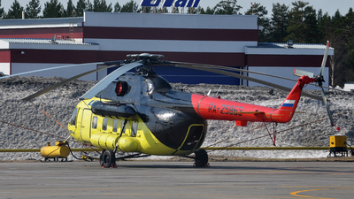 RA-25963 - Mil Mi-8P Hip - UTair Aviation