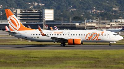 PR-GXC - Boeing 737-8EH - GOL Linhas Aéreas