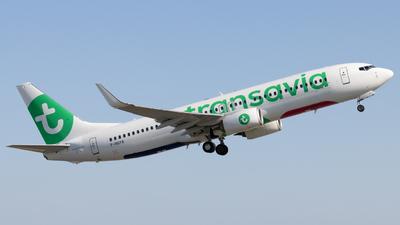 F-HUYA - Boeing 737-8JP - Transavia France