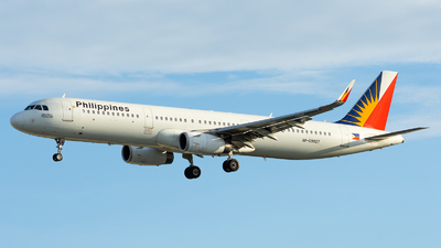 RP-C9927 - Airbus A321-231 - PAL Express