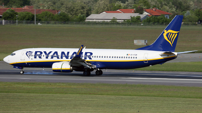 EI-FZK - Boeing 737-8AS - Ryanair