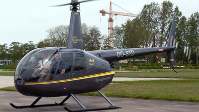 OO-STD - Robinson R44 Raven - STB-copter