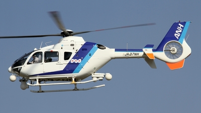JA37NH - Eurocopter EC 135T2 - All Nippon Helicopter