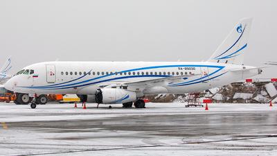 RA-89030 - Sukhoi Superjet 100-95LR - Gazpromavia