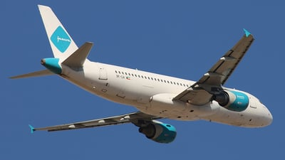 9K-CAI - Airbus A320-214 - Jazeera Airways
