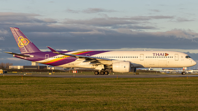 HS-THD - Airbus A350-941 - Thai Airways International