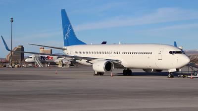 N917XA - Boeing 737-86J - iAero Airways