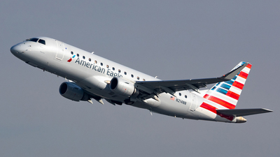 N214NN - Embraer 170-200LR - American Eagle (Compass Airlines)