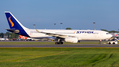 TS-IRA - Airbus A330-243 - Syphax Airlines