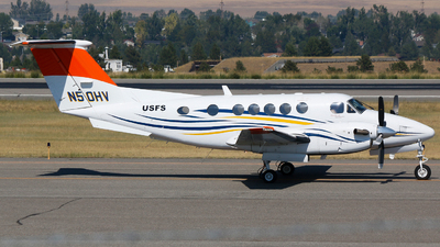 N50HV - Beechcraft 200 Super King Air - Tenax Air Logistics