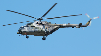 9781 - Mil Mi-171Sh Baikal - Czech Republic - Air Force