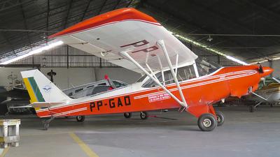 PP-GAO - Aero Boero AB115 - Aeroclube de Juiz de Fora