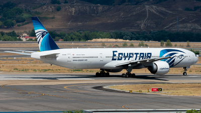 SU-GDN - Boeing 777-36NER - EgyptAir
