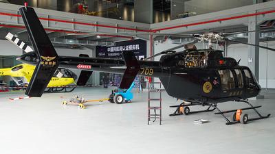 B-7709 - Bell 407GX - Heli Eastern