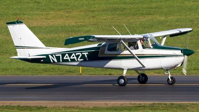 N7442T - Cessna 172A - Private