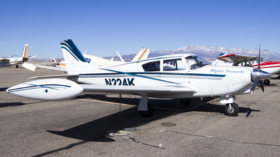 N224K - Piper PA-24-250 Comanche - Private