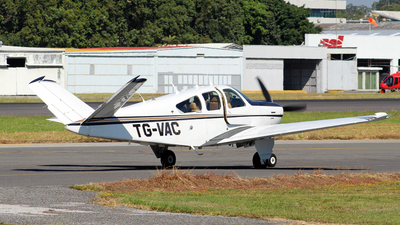 TG-VAC - Beechcraft V35B Bonanza - Private