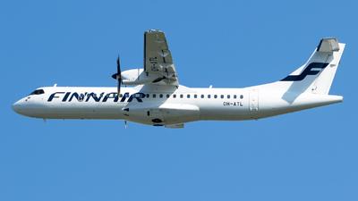OH-ATL - ATR 72-212A(500) - Finnair (Nordic Regional Airlines NORRA)