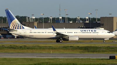 N69813 - Boeing 737-924ER - United Airlines