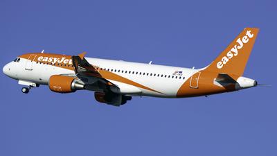 OE-IVO - Airbus A320-214 - easyJet Europe