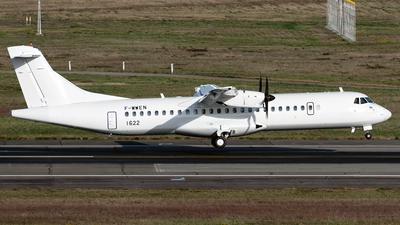 F-WWEN - ATR 72-212A(600) - ATR