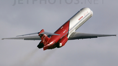 YV494T - McDonnell Douglas MD-83 - Aserca Airlines
