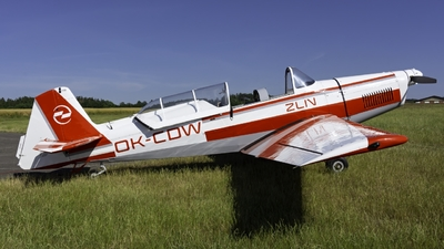 OK-CDW - Zlin 526F - Private